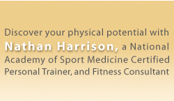 Discover your physical potential with Nathan Harrison